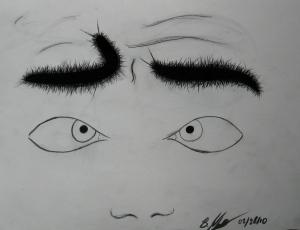 Caterpillar_Eyebrows_by_absolute_freak
