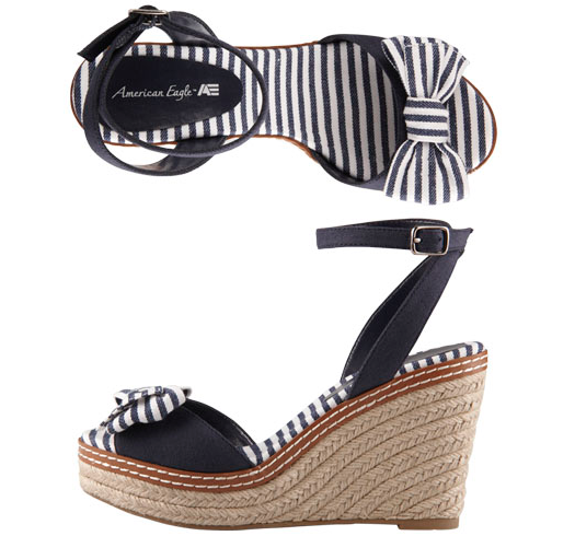 American-Eagle-Yacht-Bow-Espadrille-High-Wedge-Payless-blue