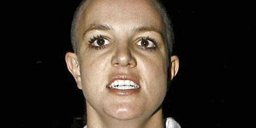 "alt=""bald brittany spears"", alt=""beyonce got a hair cut"""
