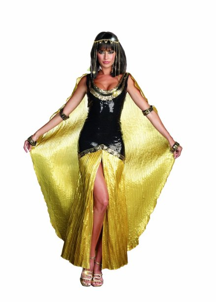 who are you going to be this halloween, egyptian goddess