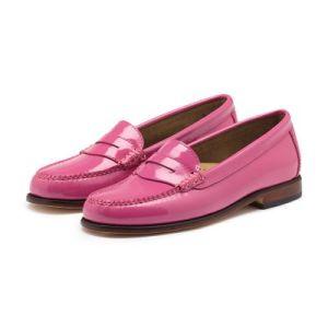 pink weejuns