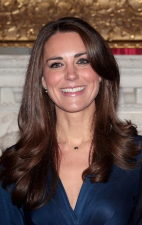 kate middleton, new years resolutions