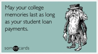 student loans, new years resolutions, new years resolutions that might actually happen